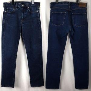 Men's J.Crew 770 Straight Slim Jeans w 31 L 32